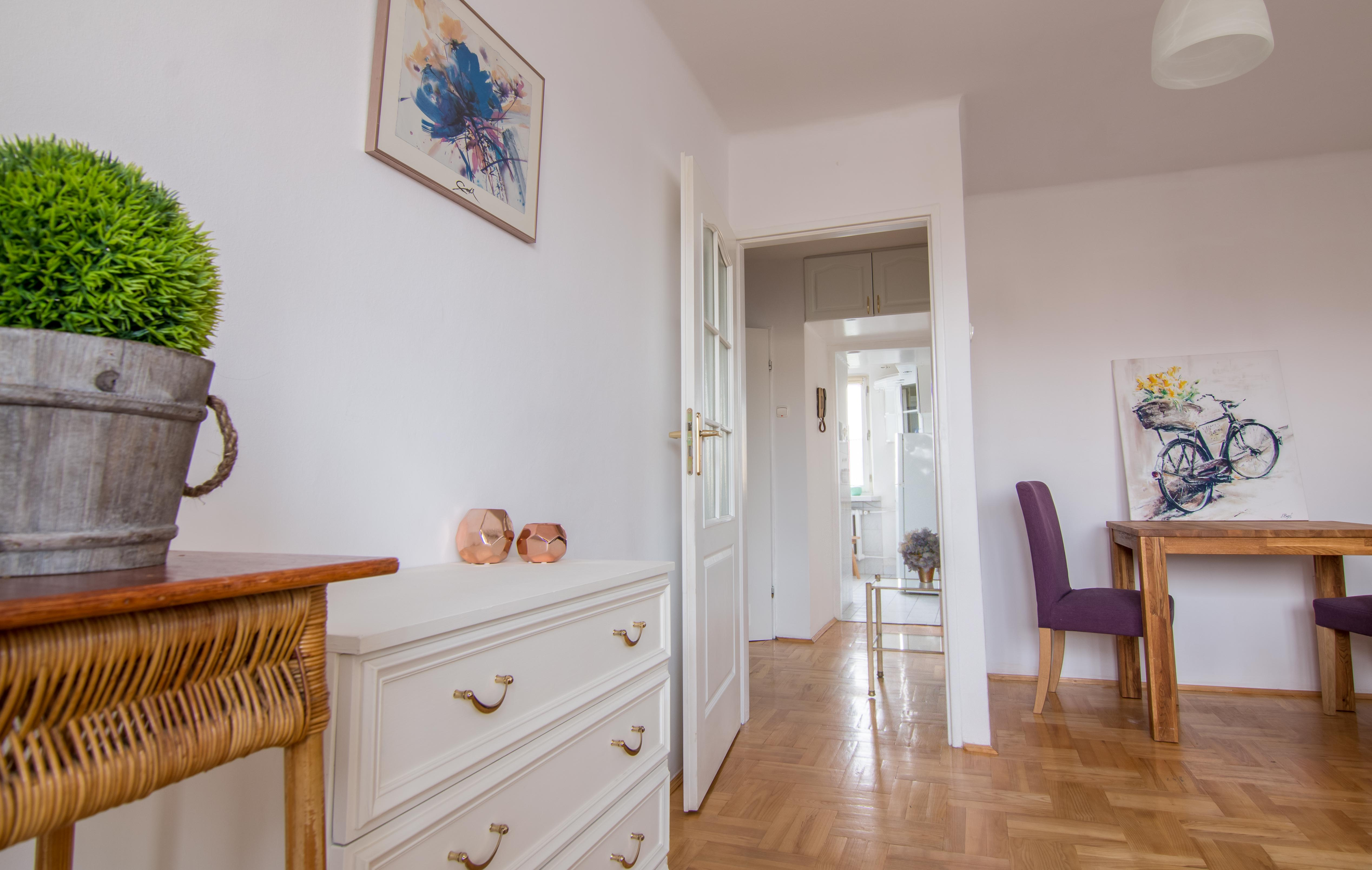 Trzypokojowe mieszkanie w centrum Rzeszowa