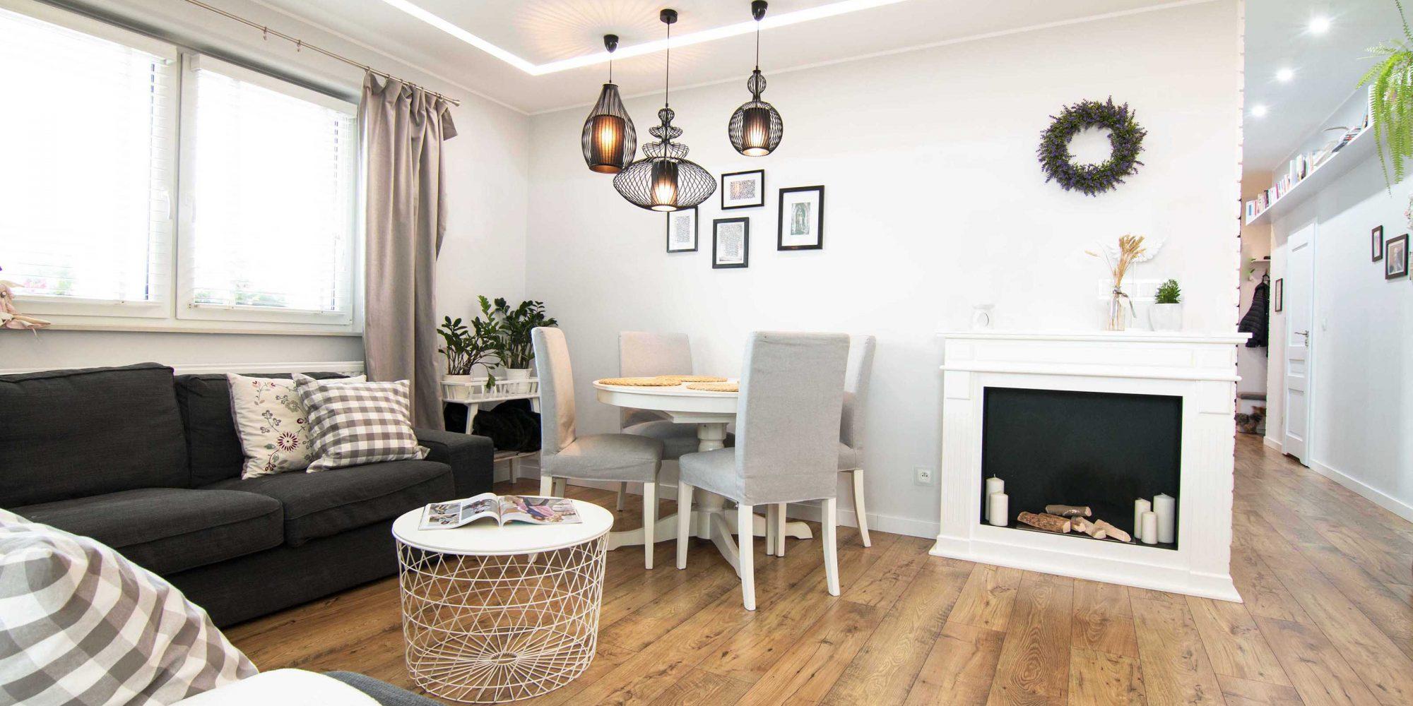 Komfortowe mieszkanie dla wymagających.