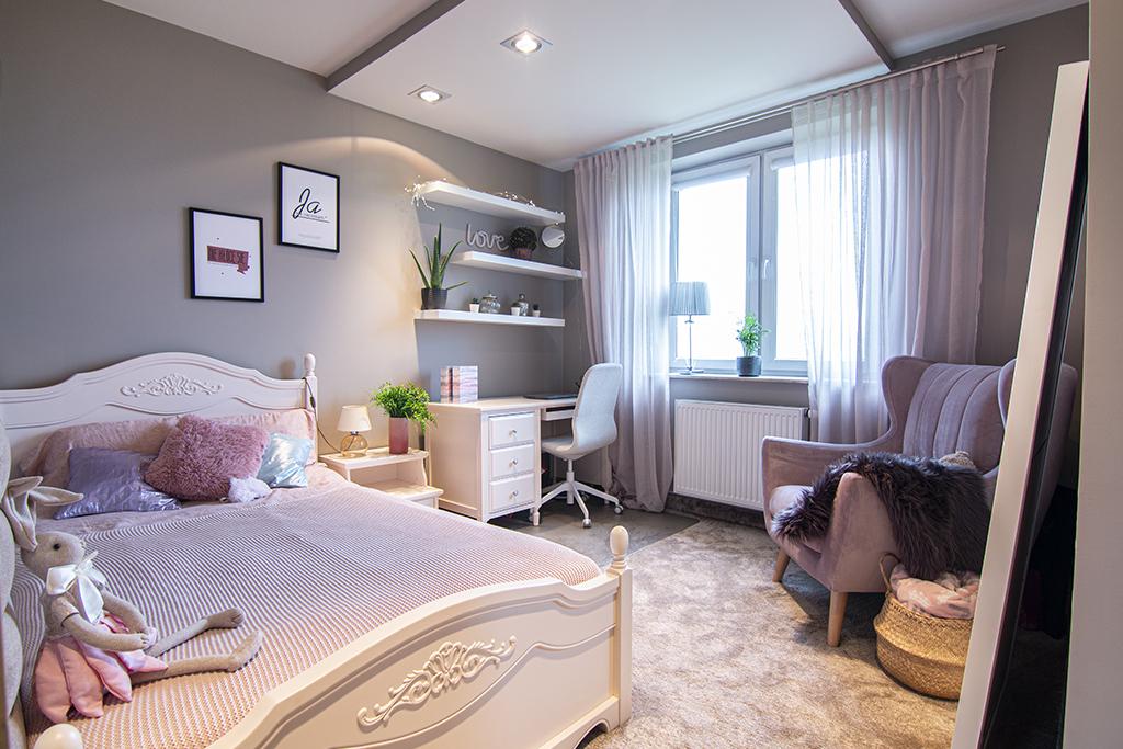 Luksusowy apartament na osiedlu Projektant.